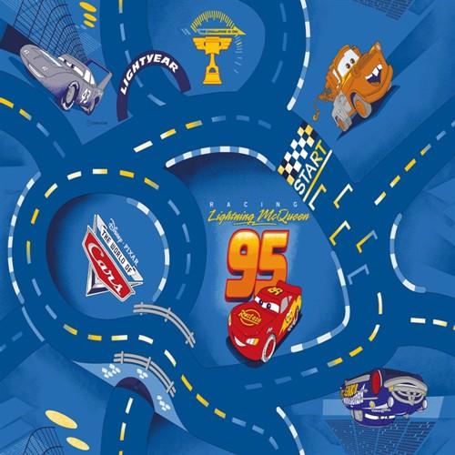 Image of Disney Biler Børnetæppe 133X95 (5414956000390)