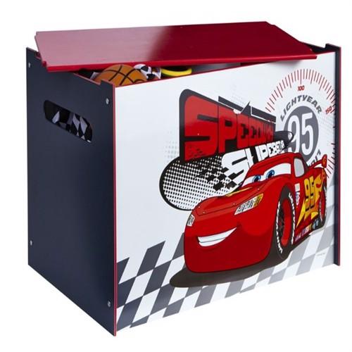 Image of Disney Cars Legetøjs Box V2
