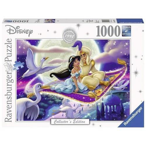 Image of Disney Collectors Edition puslespil, Aladdin, 1000 brikker