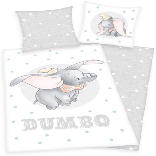 Image of Disney Dumbo Sengetøj 100 Procent Bomuld