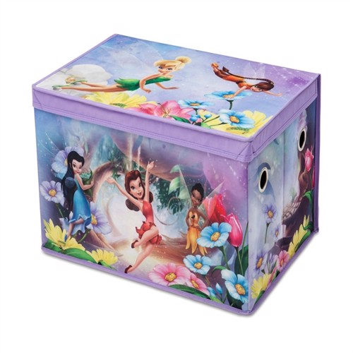 Image of Disney feer sammenklappelig legetøjsbox