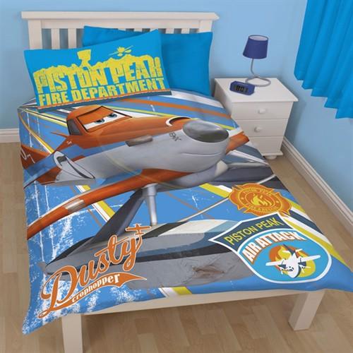 Image of Disney Flyvemaskiner Sengetøj
