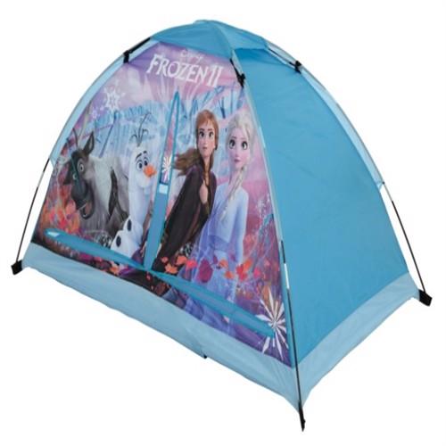 Image of Disney Frost 2 Drømme Telt med luftmadras og lys