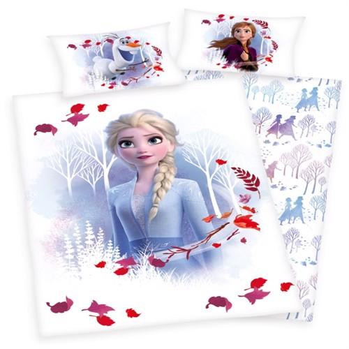 Image of Disney Frost 2 Juniorsengetøj 100X135Cm