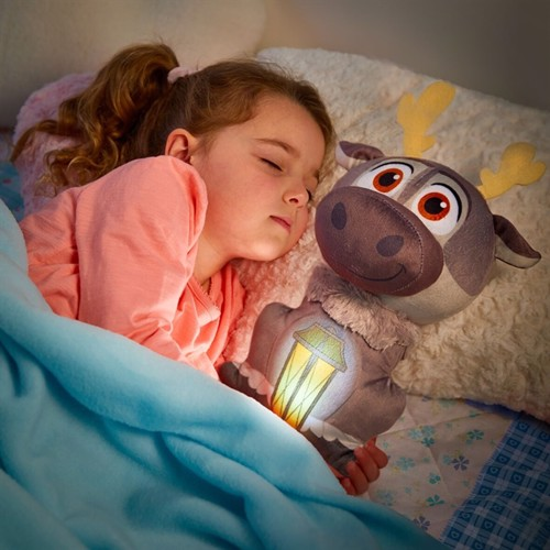 Image of Disney Frost 2, Sven, Goglow Godnat Bamse Med Lys
