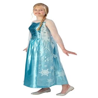 Image of Disney Frost Elsa udklædningstøj(Str. 152/11-12)