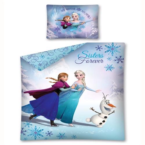 Image of Disney Frost Frozen Søstre Sengetøj 100 Bomuld