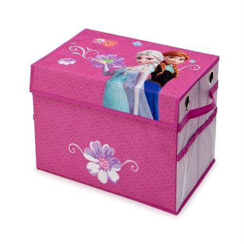 Image of Disney frost sammenklappelig legetøjsbox