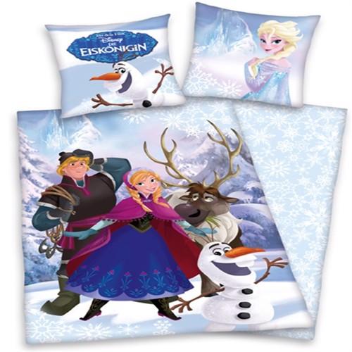 Image of Disney Frost Sengetøj 100 Procent Bomuld