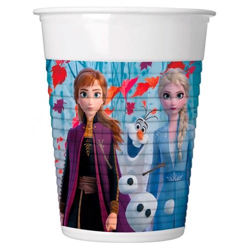 Image of Disney Frozen 2 Papkrus 8 Stk