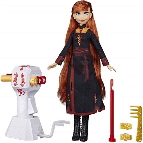 Image of Disney Frozen 2 Anna med hår (5010993610471)