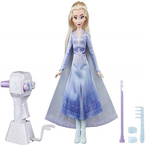 Image of Disney Frozen 2 Elsa med hår (5010993610464)