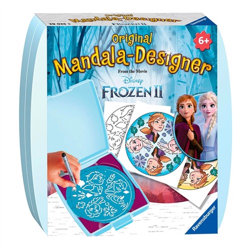 Image of Disney Frozen 2 mandala designer mini