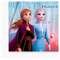 Disney Frozen 2 Servietter 20 Stks