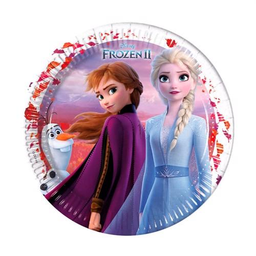 Image of Disney Frozen 2 tallerkner 8 Stks