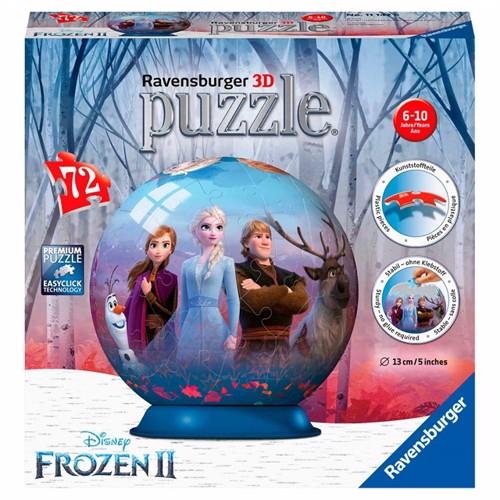 Image of Disney Frozen 2 puslespilsbold 72 brikker
