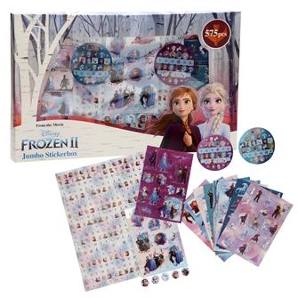 Image of Disney Frozen 2 Sticker set XL, 575 pcs. (8720029002954)