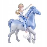 Disney Frozen 2 - Swim Walk Elsa and Nokk (E6716)