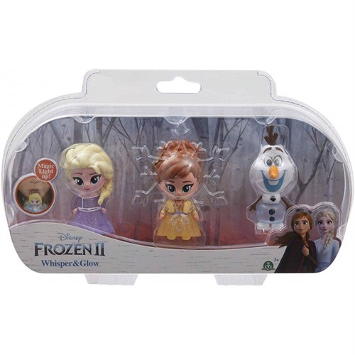 Image of Disney frozen 2 visk og glød triple