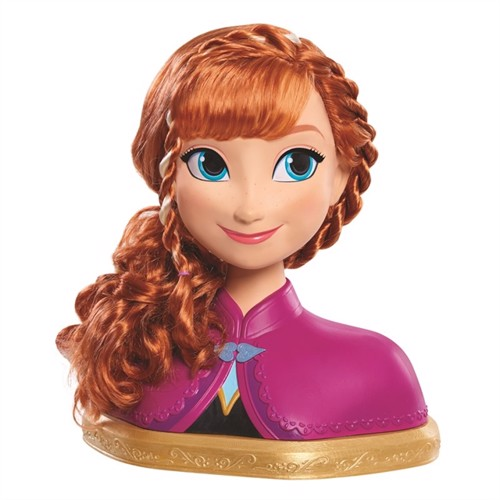 Image of Disney frozen deluxe Anna stylinghoved