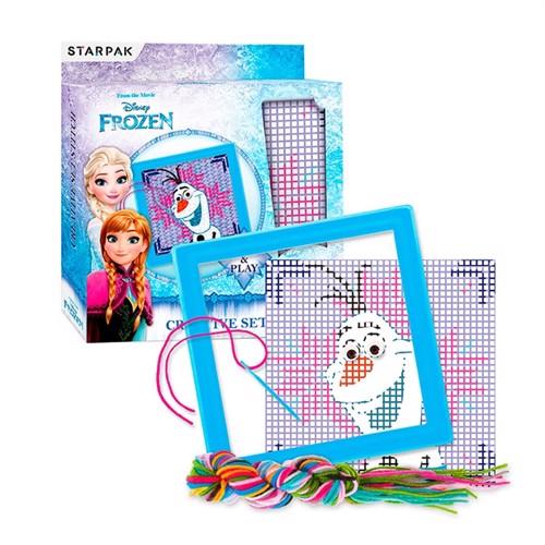Image of Disney Frozen Embroidery set (5902643657229)