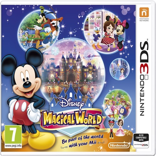 Image of Disney Magical World, Nintendo 3Ds