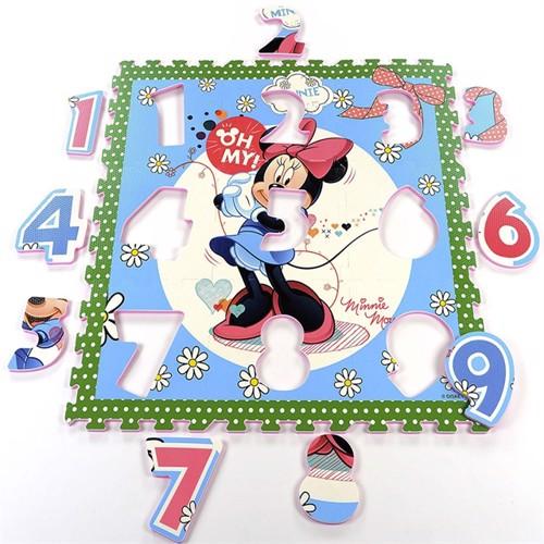 Image of Disney Minnie Mouse Skum Gulv Til Børn