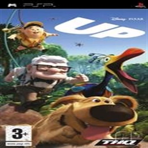 Image of Disney Pixar Up - PS Portable (4005209119917)
