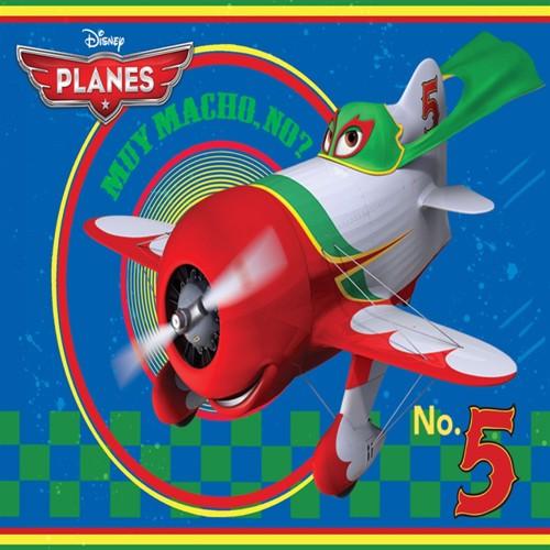 Image of Disney Planes Flyvemaskine Børnetæppe 133X95