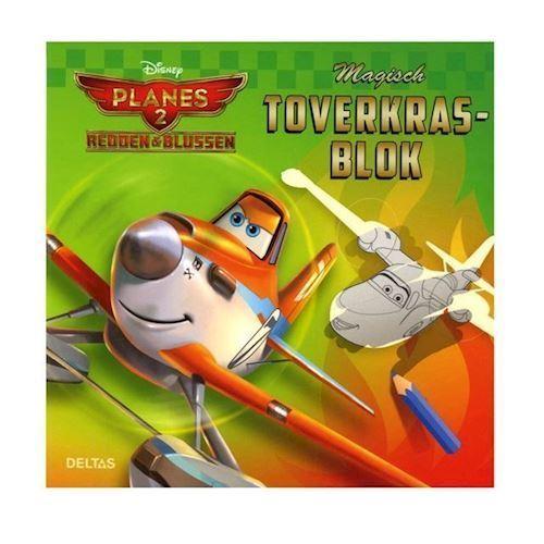 Image of Magisk kradseblok, Disney flyvemaskiner