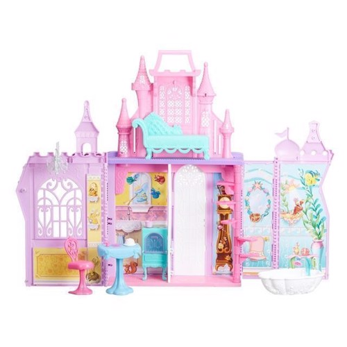 Image of Disney Princess Pack And Go Castle