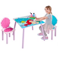 Disney Prinsesse Ariel, Bord Med Stole