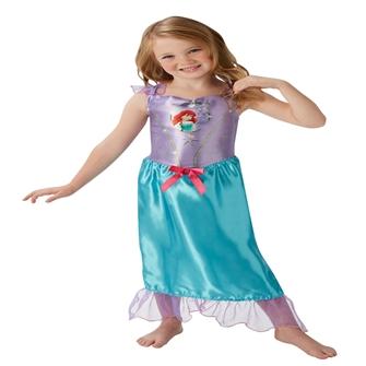Image of Disney Prinsesse Ariel Kostume til børn(Str. 116)