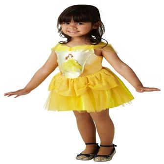 Image of Disney Prinsesse Belle Ballerina Udklædningstøj (2-6 år)(Str. 116/M)