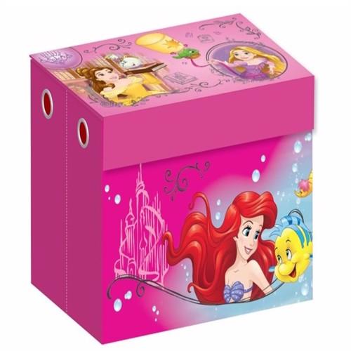 Image of Disney Prinsesse Sammenklappelig Legetøjsboks