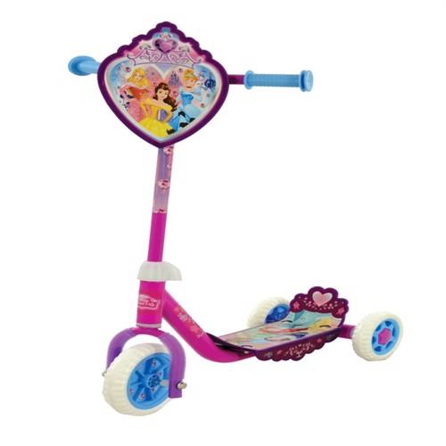 Image of Disney Prinsesse Trehjulet Løbehjul V2