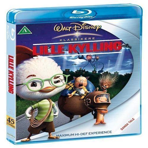 Image of Disneys: Lille Kylling Blu-Ray (8717418121792)