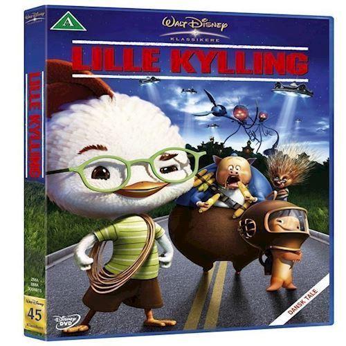 Image of Disneys: Lille Kylling Dvd (8717418070991)