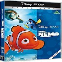 Disneys Find Nemo DVD