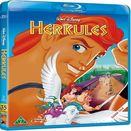 Image of Disneys Hercules Blu-ray (8717418435769)