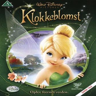 Image of Disneys - Tinker Bell/Klokkeblomst - DVD (8717418109424)