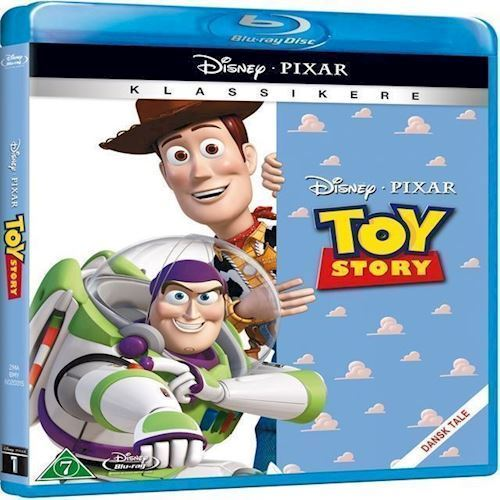 Disneys Toy Story Blu-ray