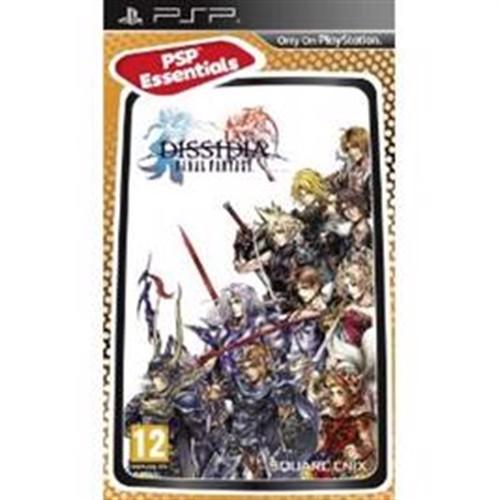 Image of Dissidia Final Fantasy Essentials, Psp