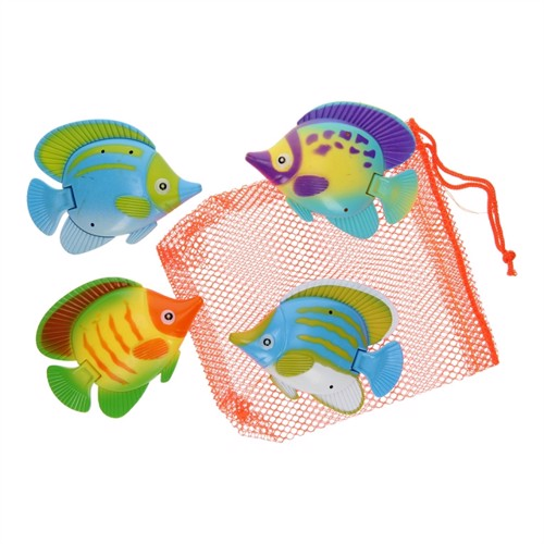 Image of Dive fishing with Net, 4pcs. (3800966022996)