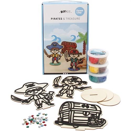 Image of Diy Kit Pirat Skat (5712854185837)
