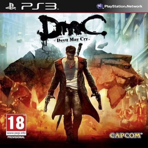 Image of   DmC Devil May Cry - PS3