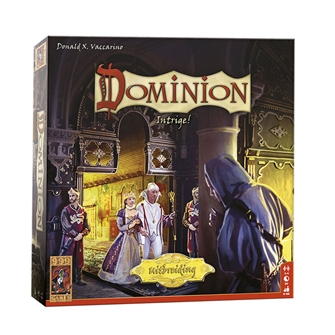 Image of   Dominion Intrigue Card Game Second Edition