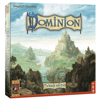 Image of   Dominion Second Edition