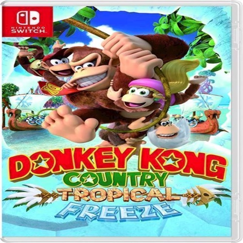 Image of   Donkey Kong Country Returns Tropical Freeze