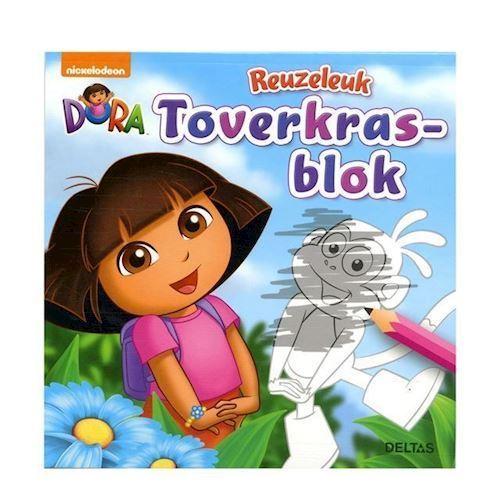Image of Magisk kradseblok, Dora